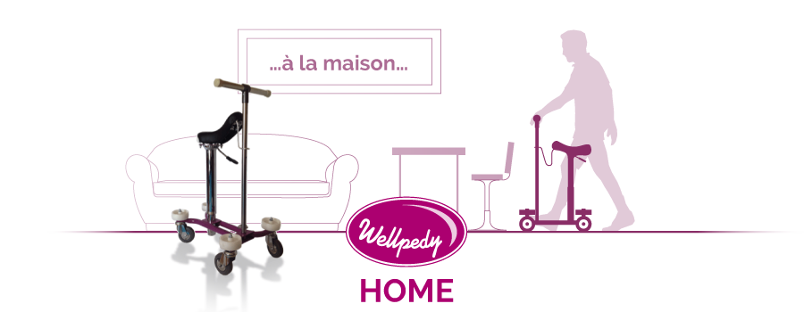 Wellpedy Home en détail