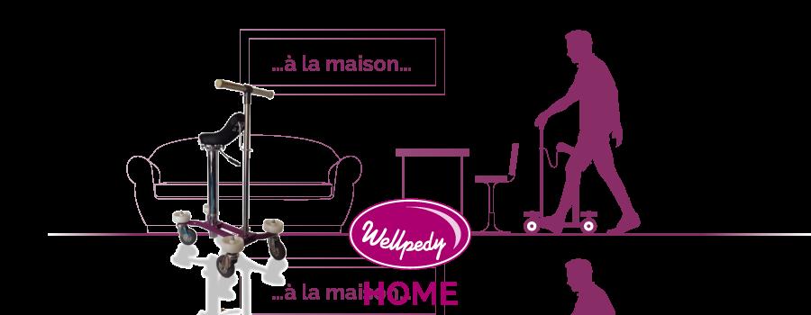 Wellpedy Home en détail